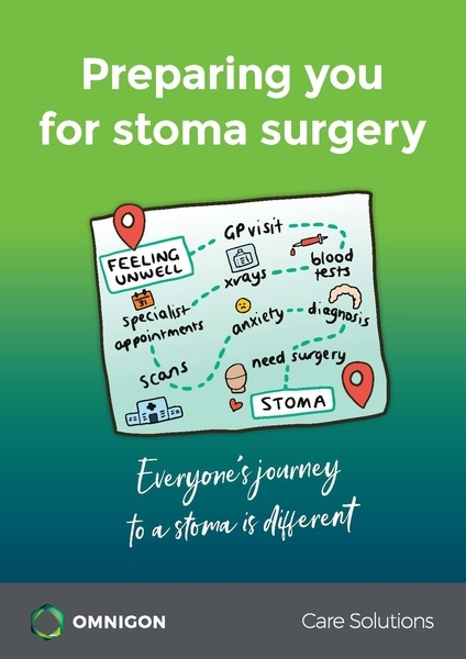 Preparing you for stoma surgery
