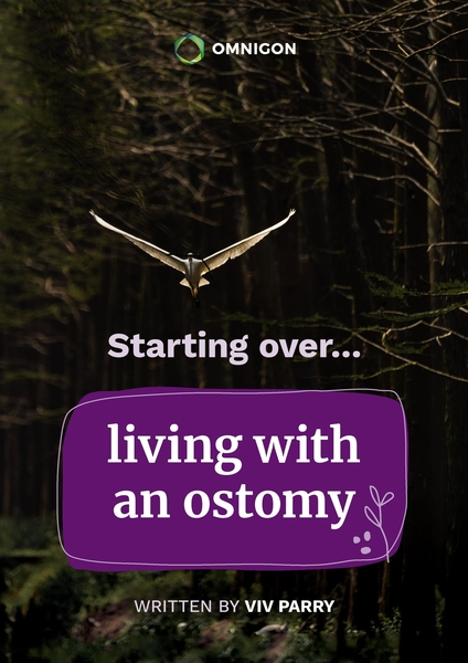 Starting over… living with an ostomy – Viv Parry